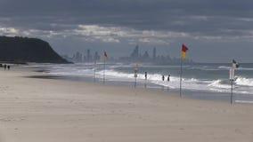 Palm Beach, QLD złota wybrzeże, Australia zdjęcie wideo