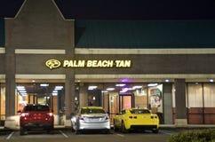 Palm Beach Tan, Memphis, TN Lizenzfreie Stockfotos