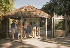 Palm Beachdierentuin Royalty-vrije Stock Foto