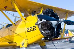 Palm Coast Air Show Stock Images