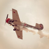 Palm Coast Air Show Royalty Free Stock Images