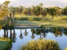 Palm Desert Royalty Free Stock Photography