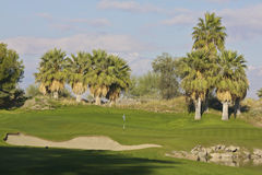 Palm Desert Golf Royalty Free Stock Images
