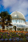 The Palm House at the Botanic Gardens Stock Photography