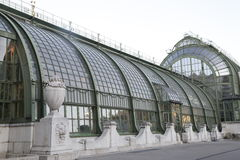 Palm House Royalty Free Stock Image