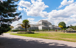 Palm House in Kew Gardens Stock Photos