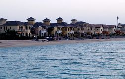 Palm Jumeirah Royalty Free Stock Images
