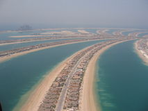 The Palm Jumeirah Stock Photos