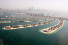 The Palm Jumeirah Royalty Free Stock Photos