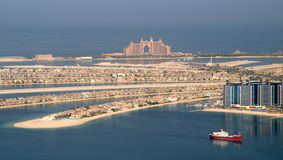 Palm Jumeirah  Stock Images