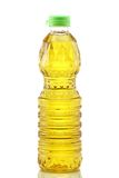 Palm kernel Cooking Oil on white. A bottle of Palm kernel Cooking Oil, on white background stock photos