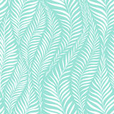 Palm leaf pattern Stock Image