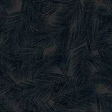 Palm Leaves Pattern 5 Royalty Free Stock Photography