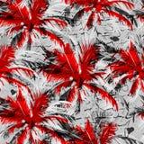Palm pattern  2 Stock Image