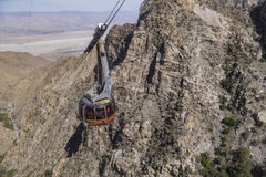 Palm Springs Aerial Tram Royalty Free Stock Photography