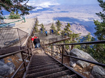 Palm Springs Aerial Tramway Stock Photography
