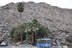 Palm Springs Aerial Tramway Model Royalty Free Stock Image