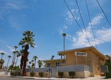 Stardust Hotel Palm Springs California stock photos