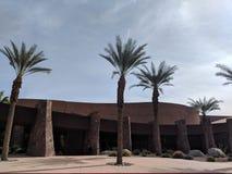 Palm Springs Convention Center fotografia de stock royalty free