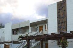 Palm Springs d'hôtel du CÆ, la Californie Images stock