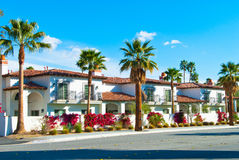 Palm Springs Homes Stock Images