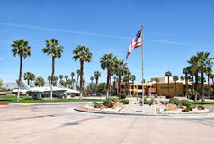 Palm Springs-Luft-Museum Lizenzfreie Stockfotografie