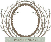 Palm Sunday Royalty Free Stock Photography