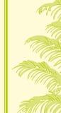 Palm tree. Background stock illustration