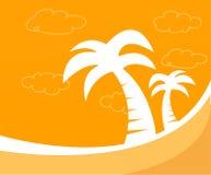 Palm tree image Stock Photos