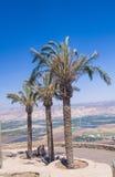 Jordan valley royalty free stock image