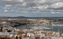 Palma , Mallorca , Spain Royalty Free Stock Images
