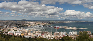 Palma Royalty Free Stock Photography