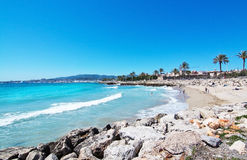 Palma beach Stock Photos
