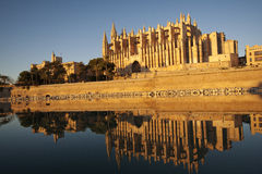 Palma Cathedral Stock Images