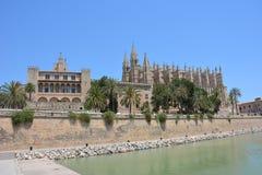 Palma Cathedral Stockfotos