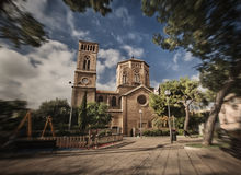 Palma Cathedral in Majorca Stock Photo