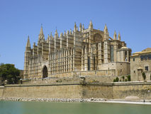 Palma Cathedral Stock Photo