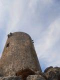 Palma de Μαγιόρκα: πύργος formentor στοκ εικόνα με δικαίωμα ελεύθερης χρήσης