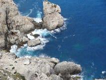 Palma de Μαγιόρκα: Formentor στοκ εικόνα με δικαίωμα ελεύθερης χρήσης
