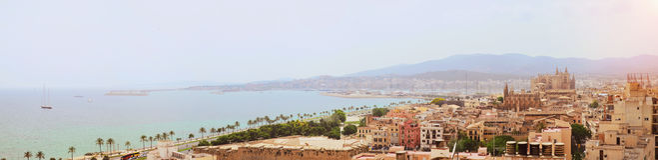 palma de de Majorque photographie stock libre de droits