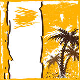 Palma de Grunge Libre Illustration