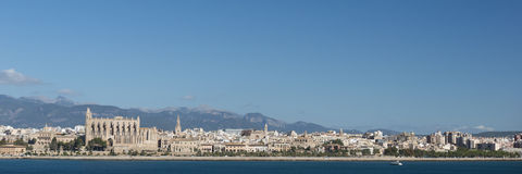 Palma de Majorca Royalty Free Stock Photos
