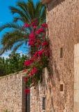 Palma de Majorca - spanisches Dorf Lizenzfreie Stockfotografie