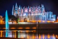 palma de mallorca собора Стоковое Фото