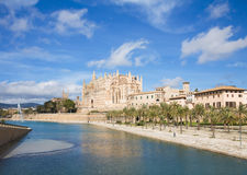 Palma de Mallorca Royalty Free Stock Images