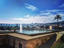 Palma de Mallorca lizenzfreie stockfotografie