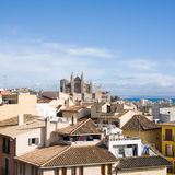 Palma de Mallorca Royalty Free Stock Photos