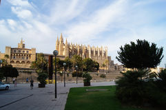 Palma de Mallorca Fotos de archivo libres de regalías