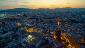 Palma DE Mallorca Royalty-vrije Stock Afbeeldingen