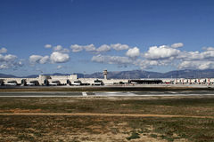 Palma de Mallorca Airport Stock Images